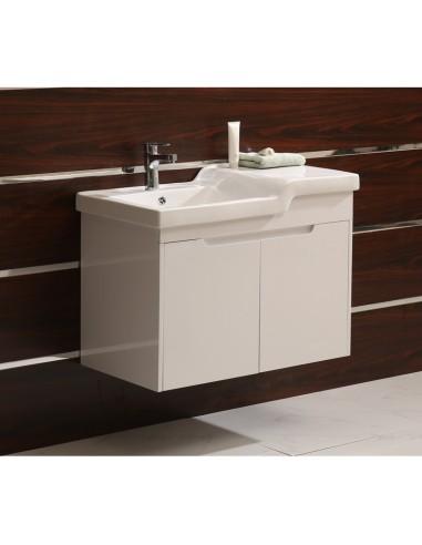 "Комплект PVC шкаф за баня с умивалник ""Мона""- 8363"