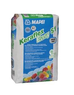 Лепило KERAFLEX EASY S1 GREY - MAPEI