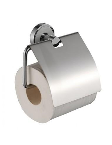 Поставка за тоалетна хартия, с капак - АВА - ICA 3451W