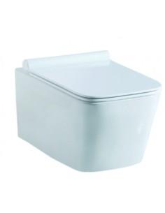 Стенна тоалетна чиния ICC 4863 SLIM SEAT