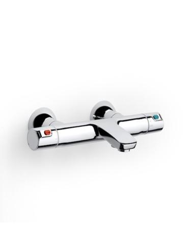 Roca T-500 Термостатичен смесител за вана-душ, с превключвател-регулатор на струята